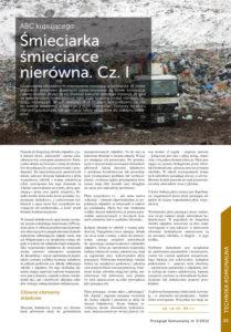 Przegląd Komunalny - Śmieciarki cz1
