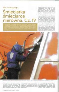 Przegląd Komunalny - Śmieciarki cz2