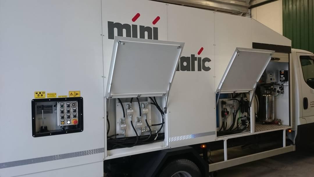 przetarg mycie dezynfekcja kontenery odpady śmieci